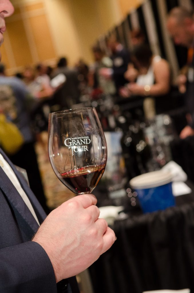 Wine Spectator Grand Tour/Photo: Camilla Sjodin